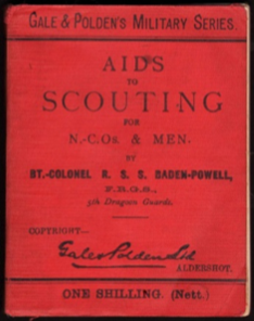 Aids to Scouting; Robert Baden-Powell; Boer War; Scouts;