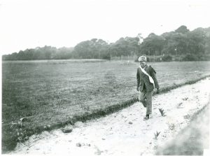 Brownsea Island; 1907; Scouts; Scout camp; Tracking;