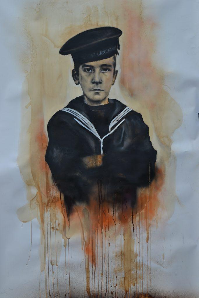 Jack Cornwell; First World War; Battle of Jutland; HMS Chester;