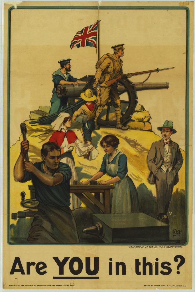 Scouting on the Home Front 1914 – 1918 – heritage scouts org uk