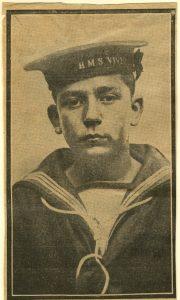 Jack Cornwell; Scout; HMS Vivid; Battle of Jutland;