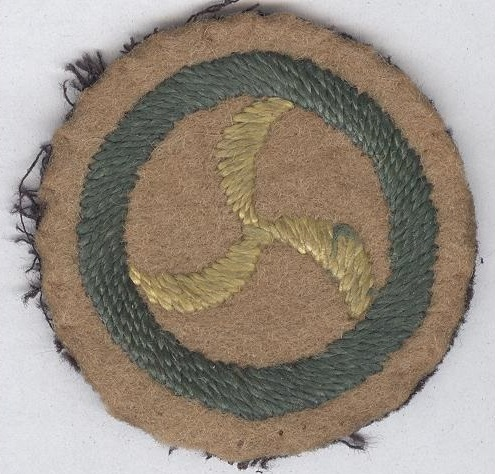 Scout; Scout badge; Missioners Badge; 1909;
