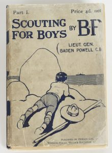 Scouting for Boys; Robert Baden-Powell; Scouts;
