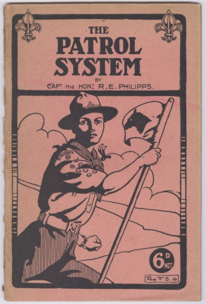 The Patrol System; Roland Philipps; Scouts;
