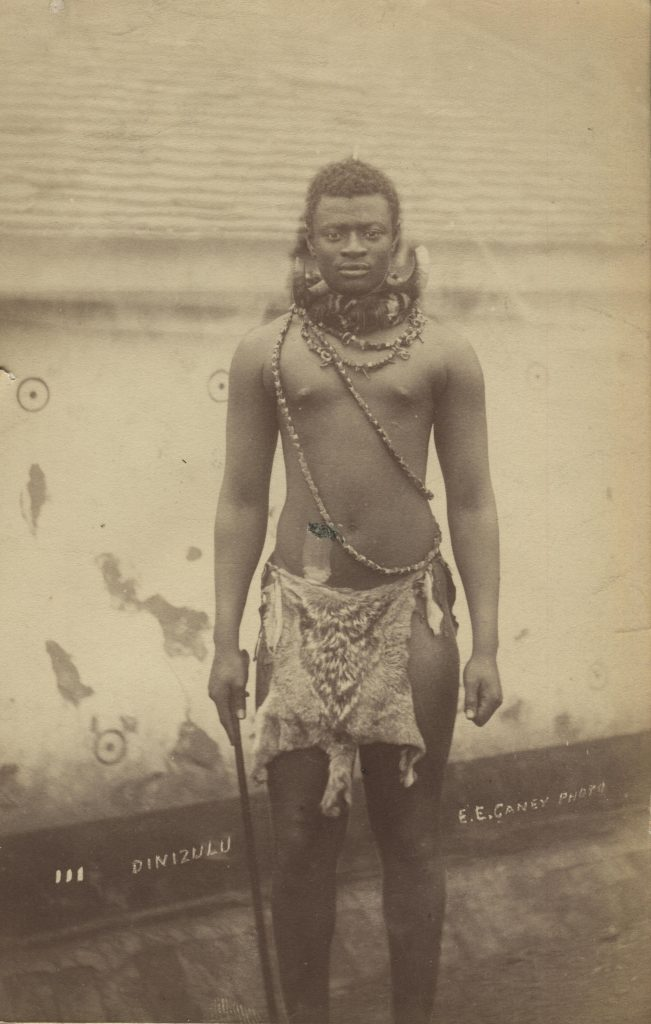 Chief Dinizulu; Dinizulu; Zulu; South Africa; Robert Baden-Powell;